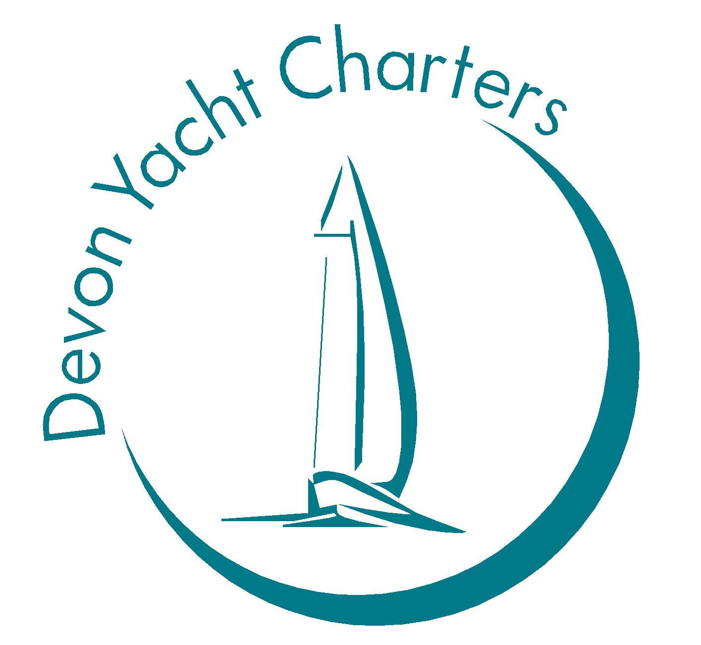 New Devon Yacht Charters logo single